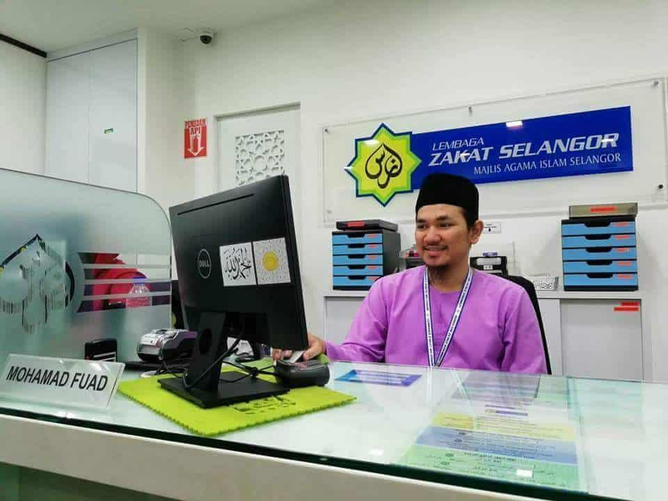 Pejabat Lembaga Zakat Selangor (LZS) Terima Tomahan Staff ...