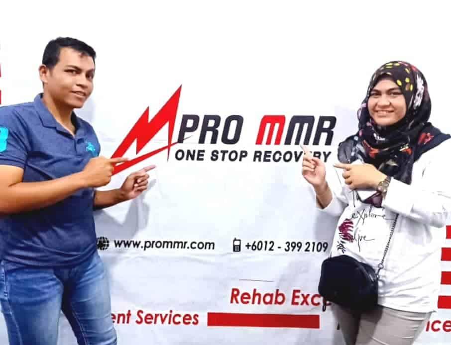sport massage di PRO MMR