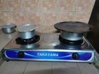 Dapur gas takayama