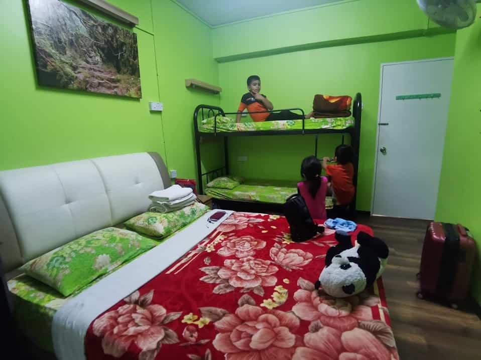 Orchid Haven Cameron Highlands - bilik