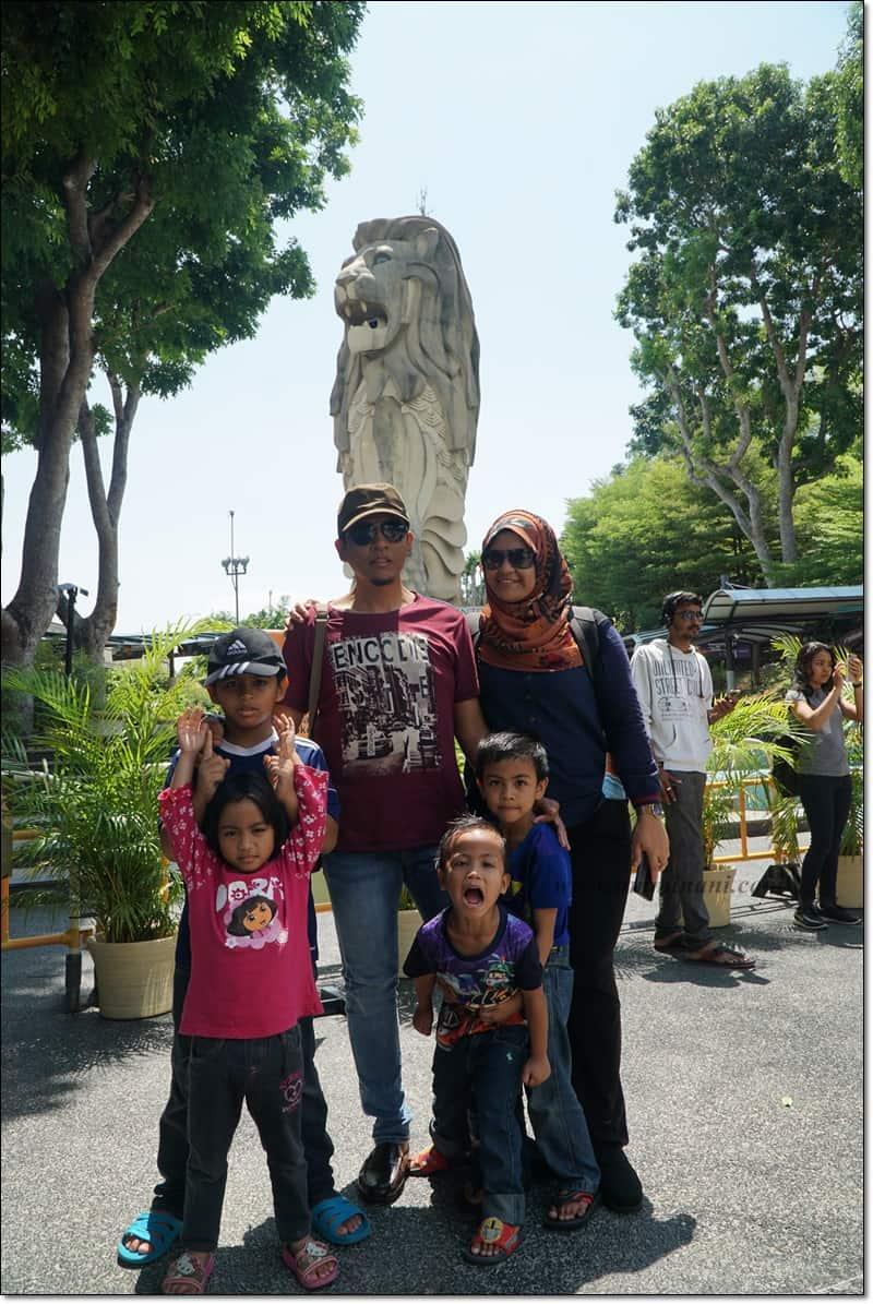 Tips Melawat ke Singapura