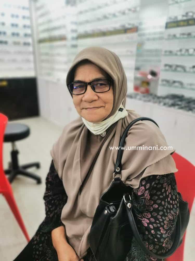 bentuk spek Kedai Spec Eye Pro Vision
