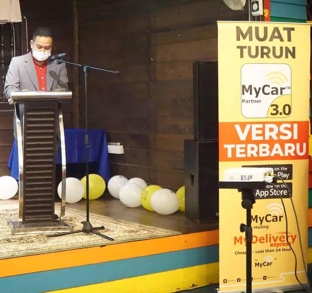 mycar3 aplikasi baharu yang lebih canggih