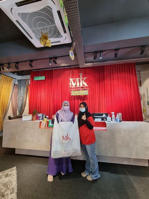 MK Curtain semenyih