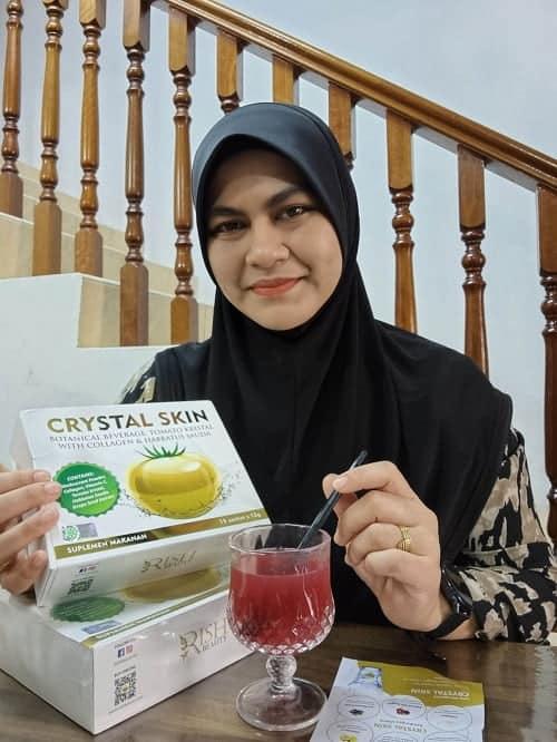 Crystal Skin by Rish Beauty - kulit sihat dan cantik